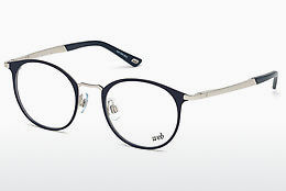 Eyewear Web Eyewear WE5242 016 - 은색, Shiny, Grey