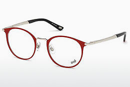 Eyewear Web Eyewear WE5242 066 - 적색, Shiny