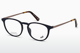 Eyewear Web Eyewear WE5256 091 - 청색, Matt