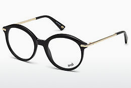 Eyewear Web Eyewear WE5258 001 - 검은색, Shiny