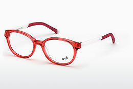 Eyewear Web Eyewear WE5264 066 - 적색, Shiny