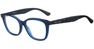 Jimmy Choo JC188 JOJ BLUEGLTTR