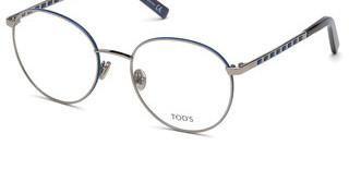 Tod's TO5225 014 ruthenium hell glanz