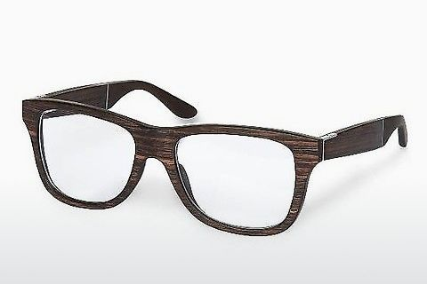Eyewear Wood Fellas Prinzregenten (10900 ebony)