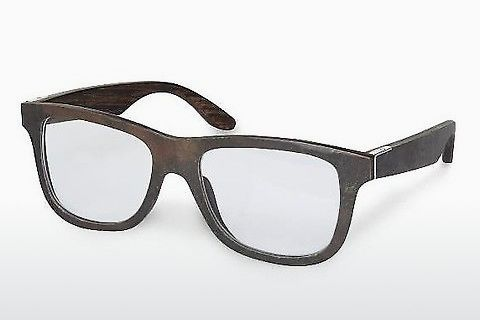 Eyewear Wood Fellas Prinzregenten (10906 grey)