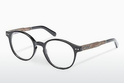 Eyewear Wood Fellas Solln (10929 walnut/black)