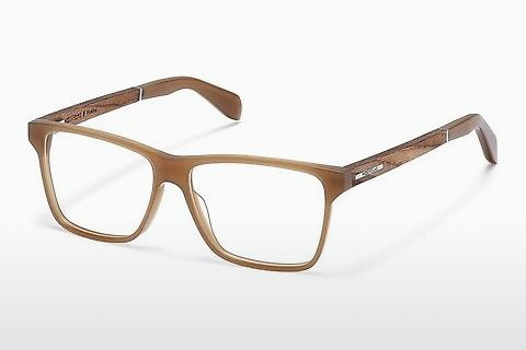 Eyewear Wood Fellas Waldau (10941 zebrano)