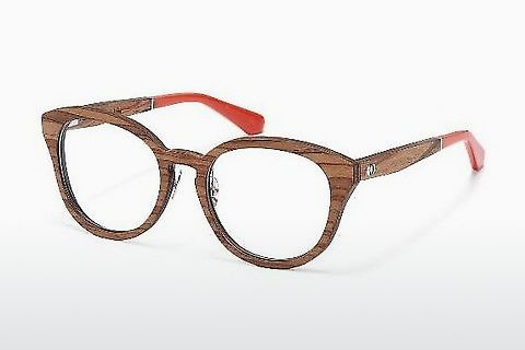 Eyewear Wood Fellas Possenhofen (10955 zebrano)