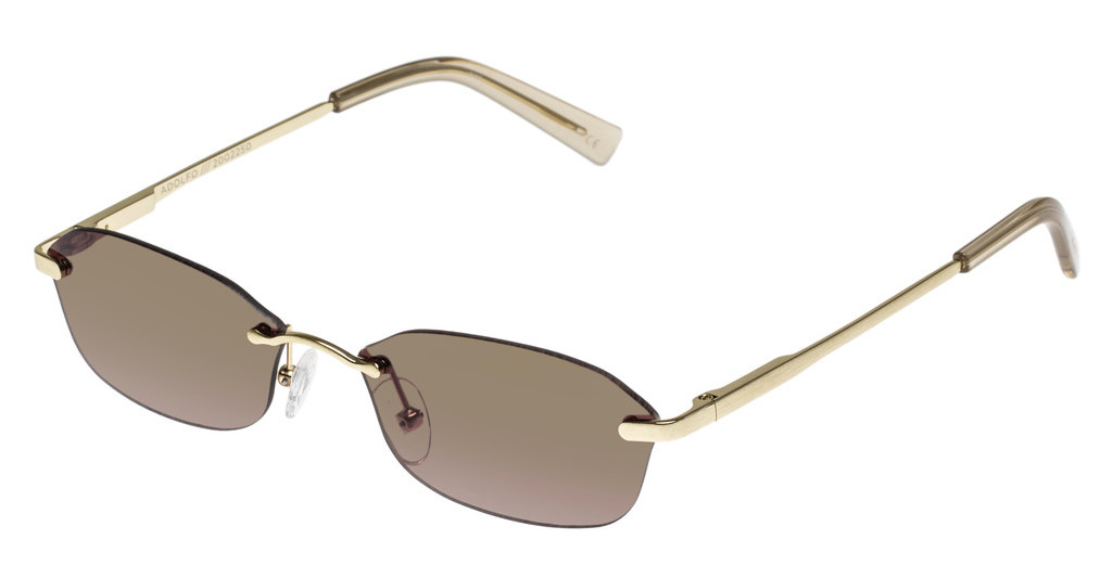 Le Specs   ADOLFO LSP2002250 BROWN GRADANTIQUE GOLD