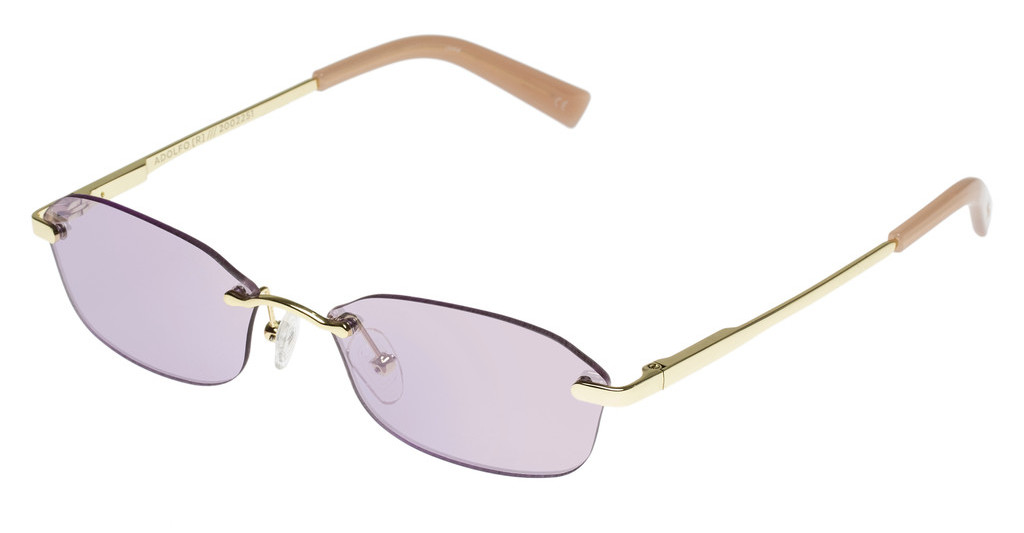 Le Specs   ADOLFO LSP2002251 ORCHID MIRRORBRIGHT GOLD