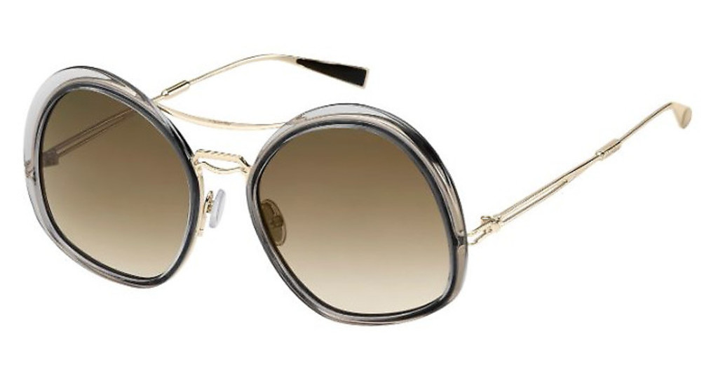 Max Mara   MM BRIDGE I ACI/HA BRWN SFGRYBKSPTD