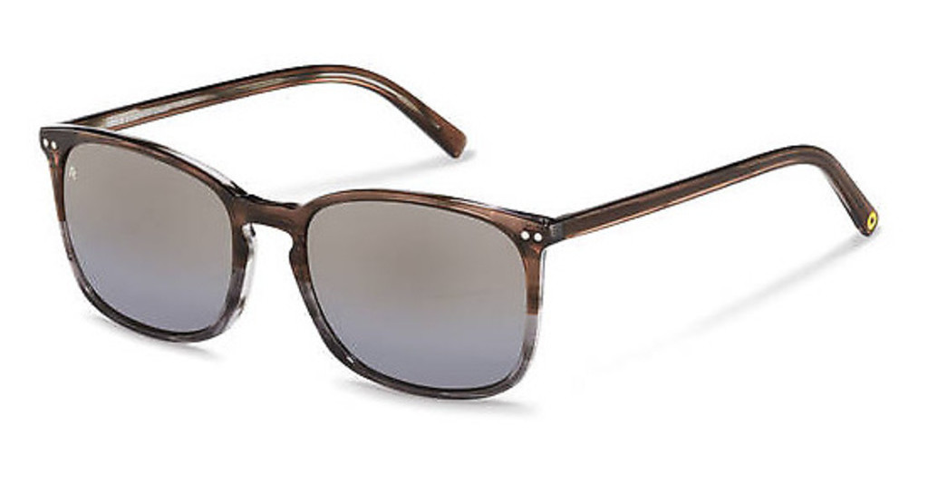 Rocco by Rodenstock   RR335 D brown layered