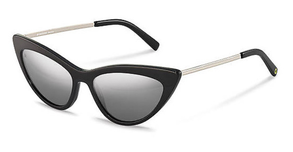 Rocco by Rodenstock   RR336 B black, silver