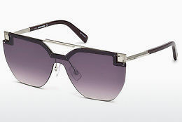 선글라스 Dsquared DQ0275 16T - 은색, Shiny, Grey