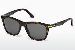 선글라스 Tom Ford Andrew (FT0500 52N) - 갈색, Dark, Havana
