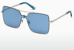 선글라스 Web Eyewear WE0201 16X - 은색, Shiny, Grey