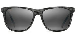 Maui Jim Tail Slide 740-11MS Neutral GreyMatte Grey Stripe
