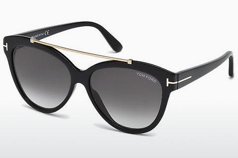 선글라스 Tom Ford Livia (FT0518 01B)