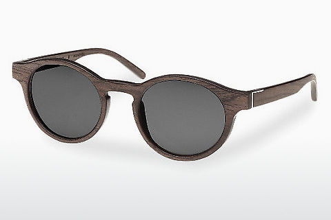 선글라스 Wood Fellas Flaucher (10754 walnut/grey)